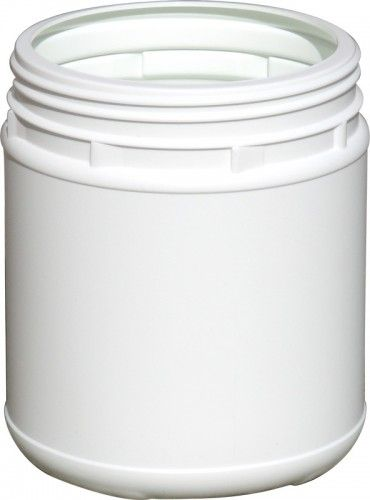 1.2lt Wide Mouth Jar with Label Protection