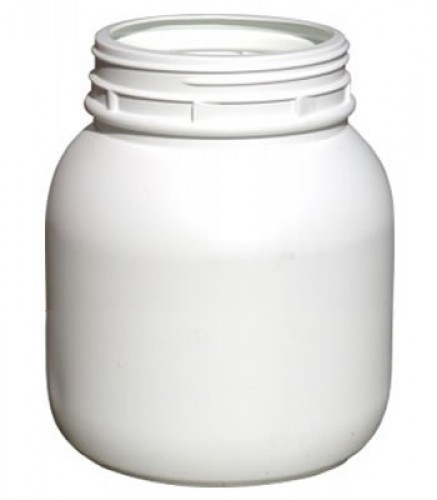 2.5 Lt Wide Mouth Jar NLP